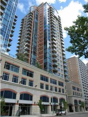 Five West Condos in Downtown Calgary