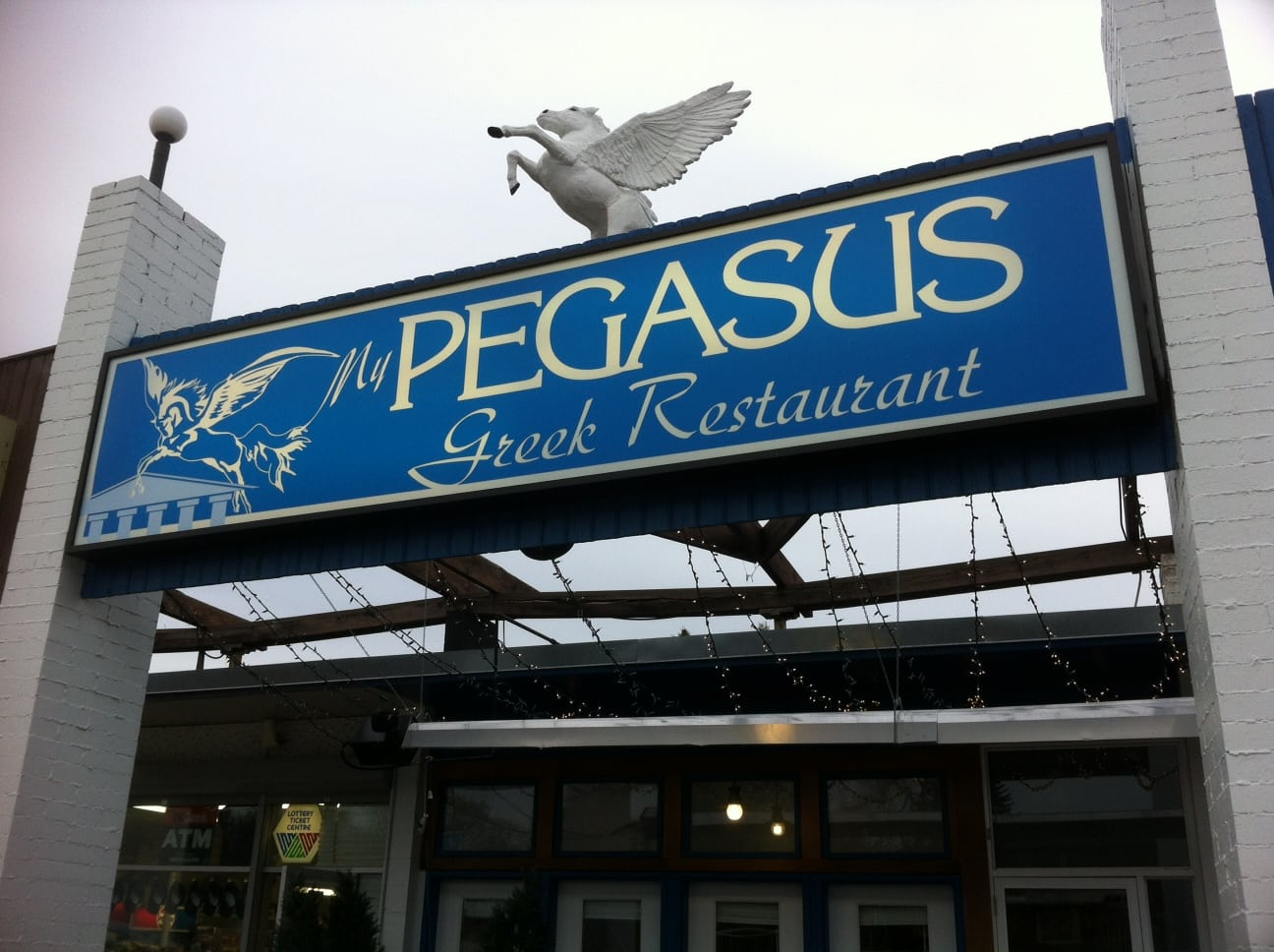 Pegasus Restaurant London