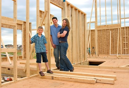 New Home Buyers Guide - Home Construction