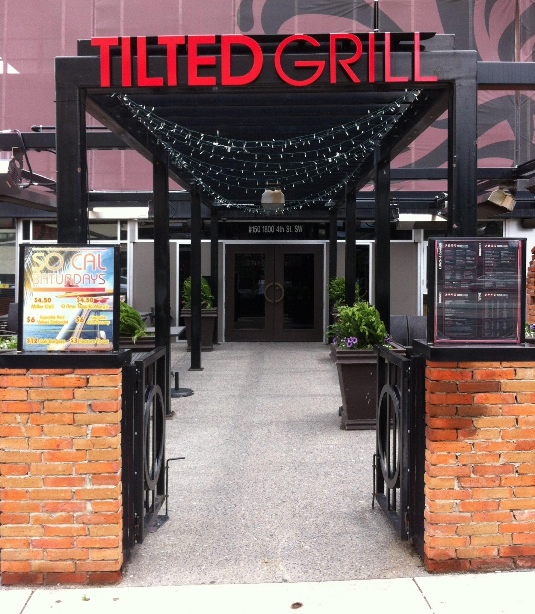 Tilted Grill Calgary Restaurant