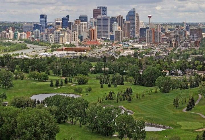 Calgary-Skyline-from-SW-Quadrant