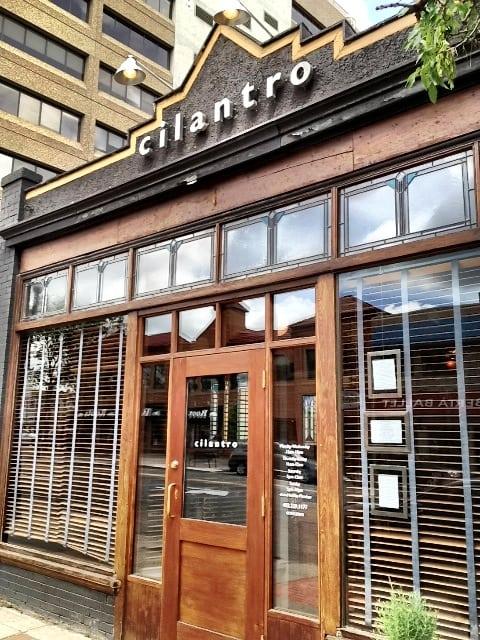 Cilantro Calgary Italian Restaurant
