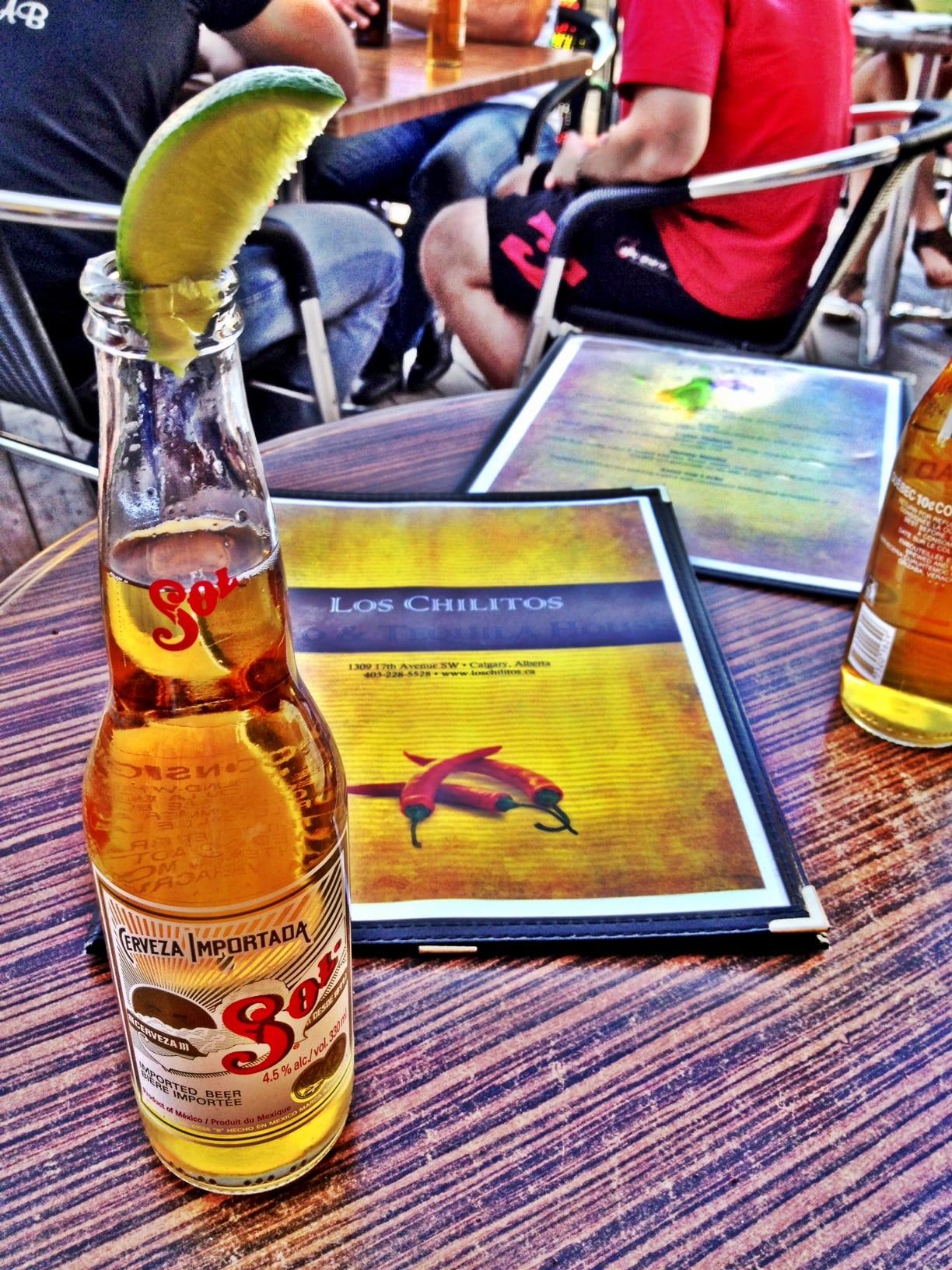 Los Chilitos Calgary Restaurant Photo 1