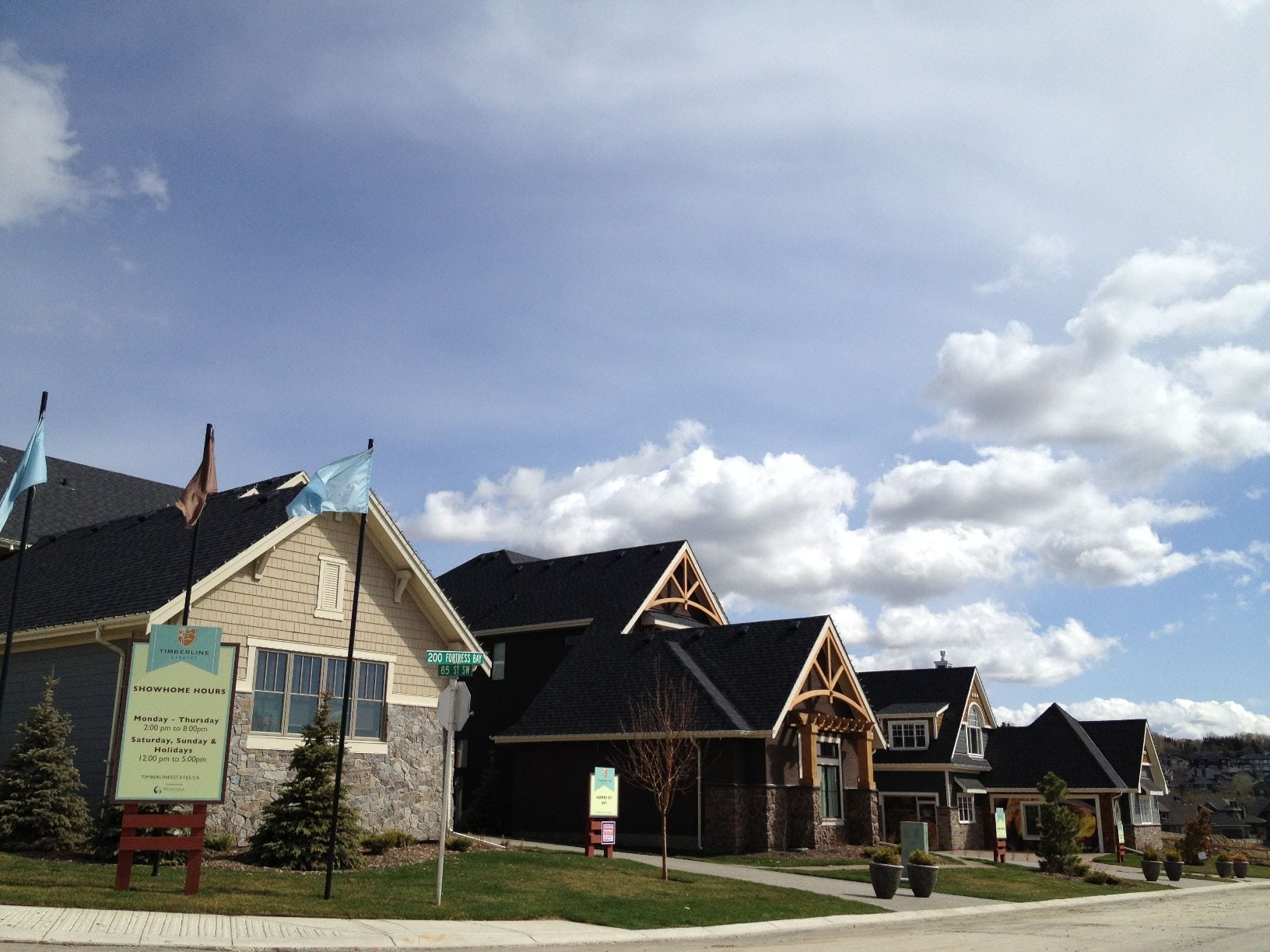 Timberline Estates New Homes in Calgary