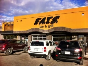 FATS Bar and Grill Kensington Calgary