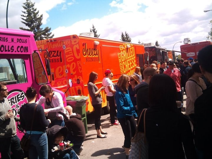 Food Trucks in Calgary