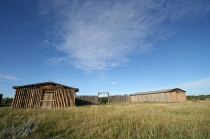 Fort Calgary Barracks in Calgary