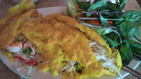 Golden Saigon Bell Pancake