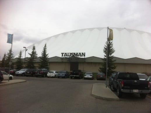 Talisman Recreational Centre Calgary
