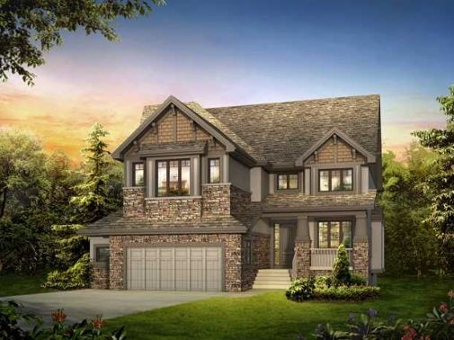 Wentworth Luxury Homes in Calgary