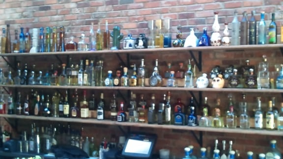 Anejo Calgary Mexican Restaurant - Tequila Selection