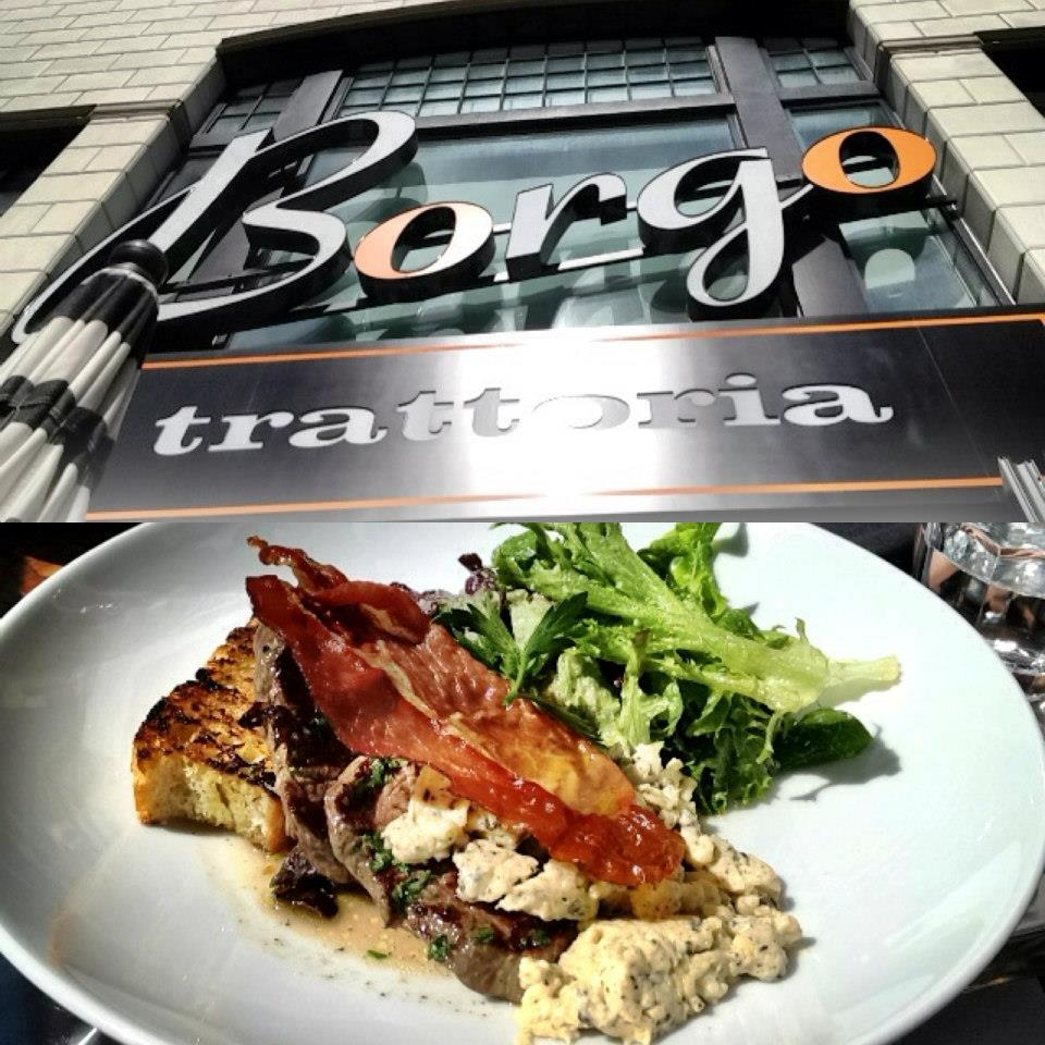 Borgo Trattoria 17th Avenue SW Calgary Restaurant