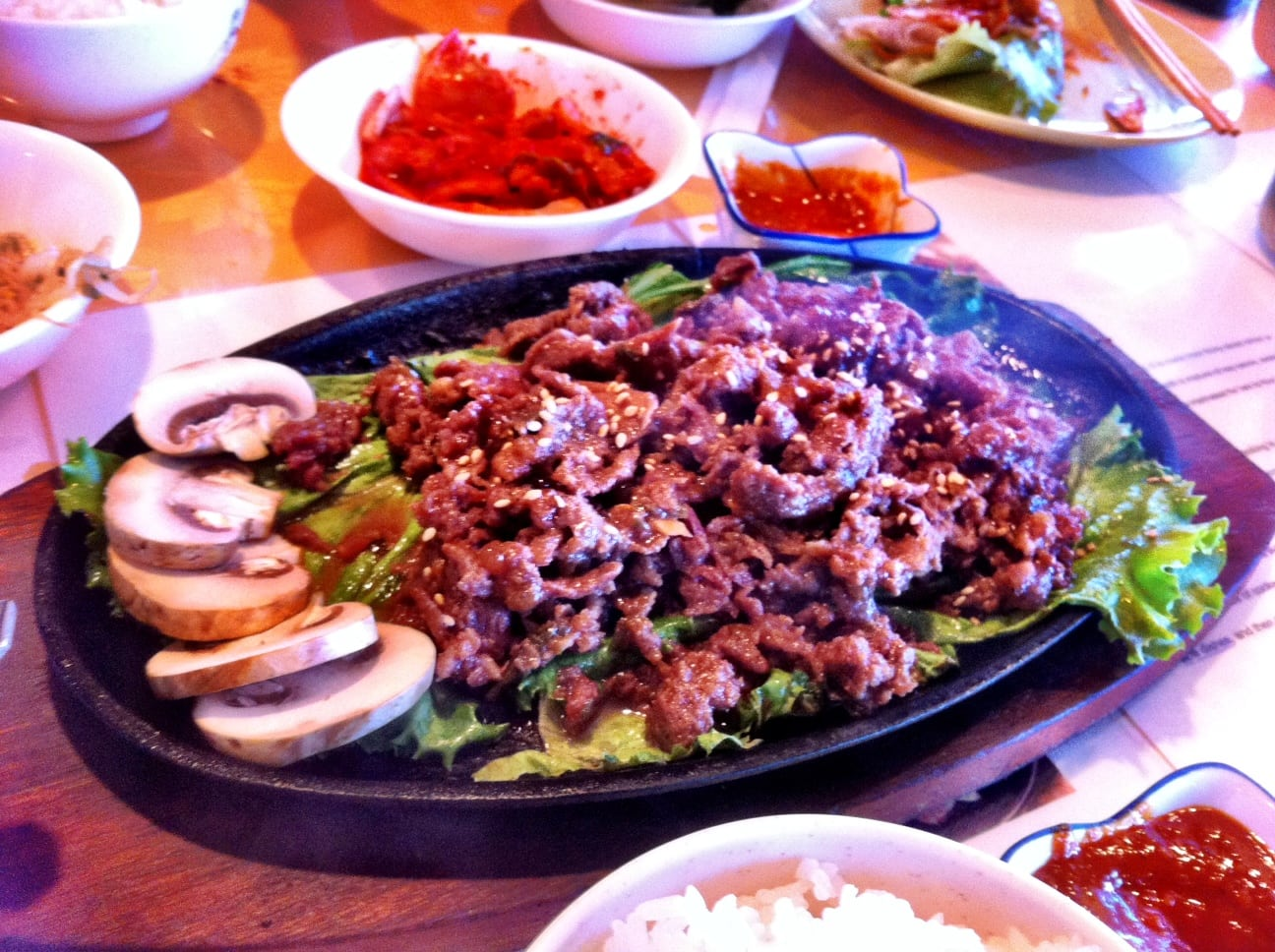 Bow Bulgogi - Beef - Calgary Korean Restaurant