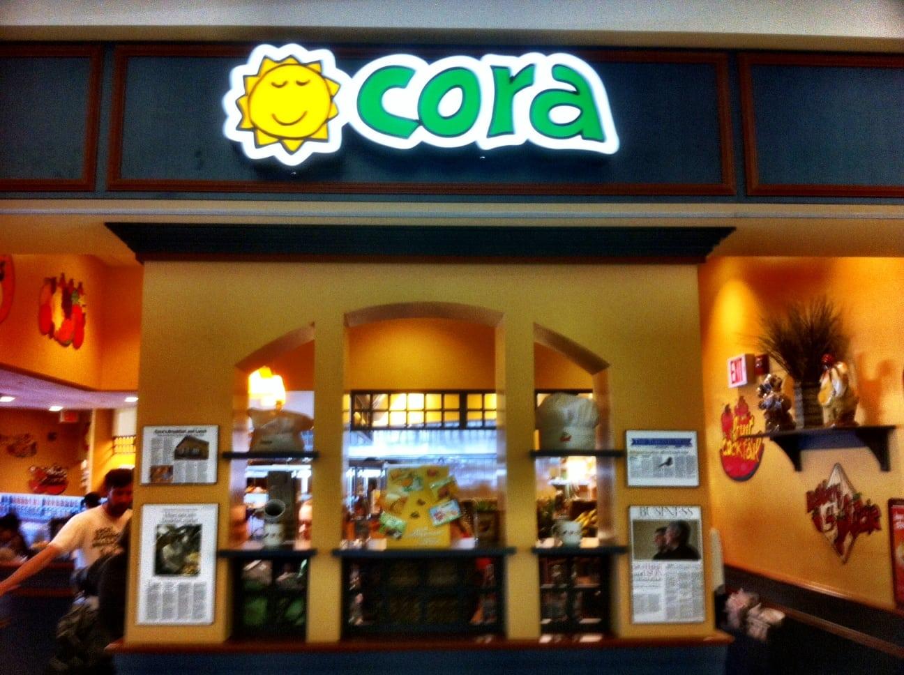 Cora S Restaurant Canada