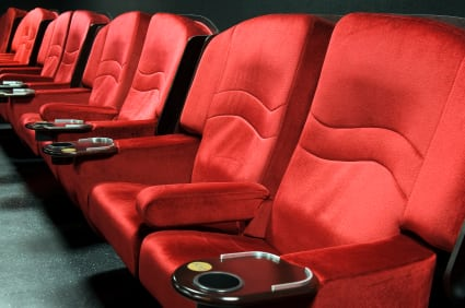 Theatre VIP Movie Seats