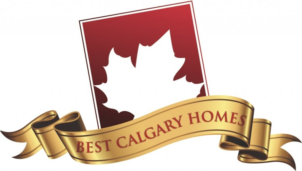 Currie Barracks Calgary community Best Calgary Homes logo