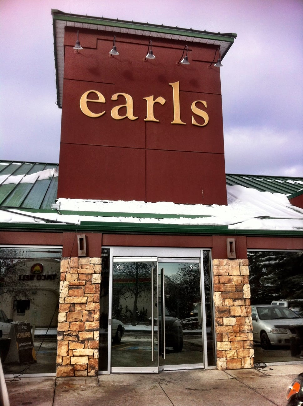 Earls West Hills Calgary Exterior