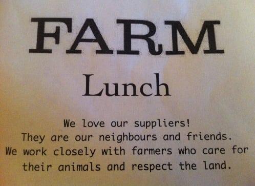 FARM Calgary Restaurant