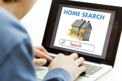 Internet Home Search