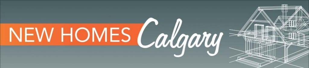 Banner New Calgary Homes