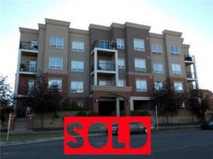 Just sold condo in Sunalta Calgary