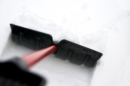 Winterize Your Calgary Home - Snow Shovel