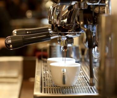 Coffee Shop Machine