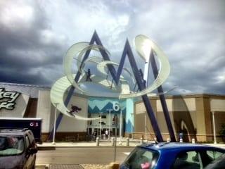 Best Calgary shopping malls Cross Iron Mills Balzac