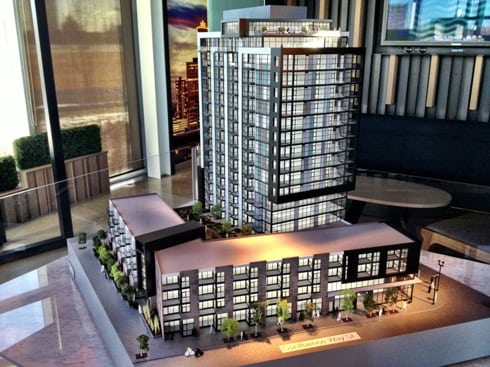 FIRST Condos in downtown Calgary's East Village