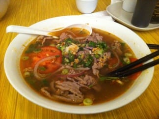 Lemongrass West Calgary Restaurant Pho Sate Soup