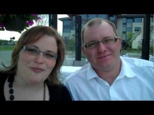 Video thumbnail for youtube video Calgary First Time Home Buyer Testimonial by Mike and Megan!
