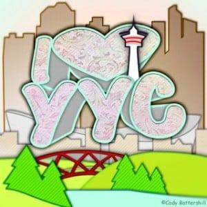 I love Calgary