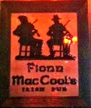 Fionn MacCool's Irish Pub Downtown Calgary