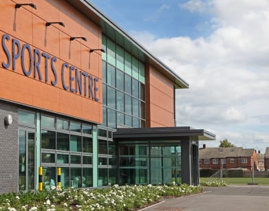 New Recreation Centre