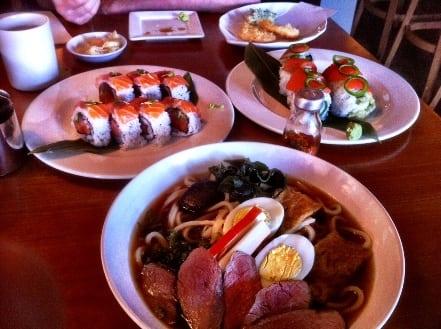 Towa Sushi Calgary Restaurant