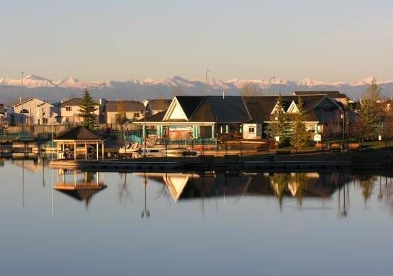 Arbour Lake Calgary Lake Community