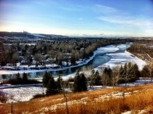 Calgary Parks Bowmont Park