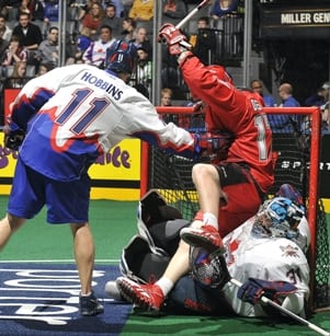 Calgary Roughnecks Lacrosse Team
