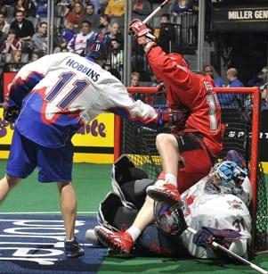 Calgary Roughnecks Lacrosse Team