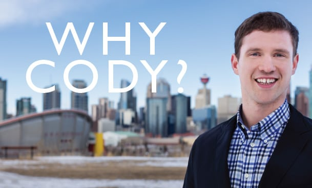 Cody Battershill Calgary REMAX Real Estate Agent