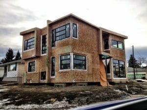 Calgary Infill Home