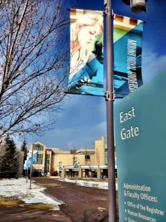 Calgary Landmarks Mount Royal University