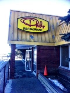 Phil's Calgary Restaurant Glenmore Trail