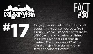 Calgary Global Financial Centre World