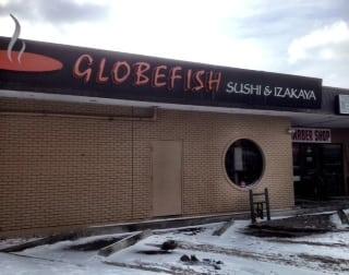Globefish Calgary Sushi Restaurant Marda Loop
