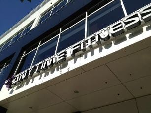 Anytime Fitness Victoria Park Calgary Alberta
