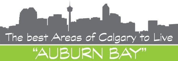 Auburn Bay Best Areas of Calgary to Live In