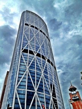 Calgary Bow Tower