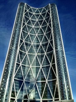 Calgary Bow Tower 3