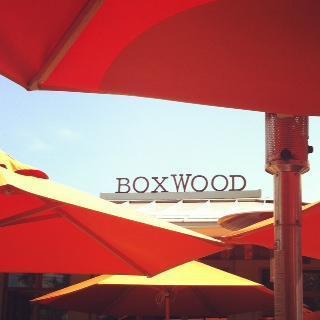 Boxwood Cafe Calgary Patio Restaurant